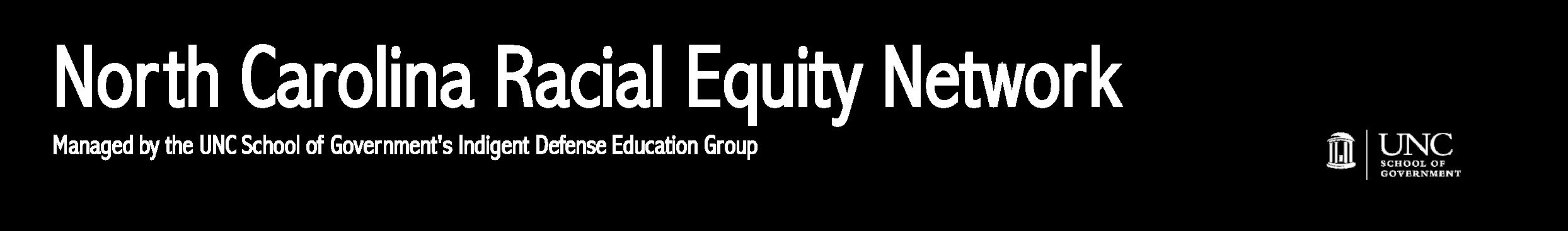 North Carolina Racial Equity Network (NC REN)